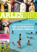 Arles Info N°203 - Juin 2016