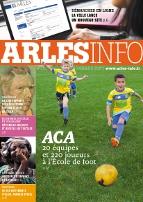 Arles Info N°216 - Novembre 2017