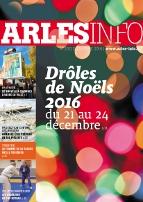 Arles Info N°207 - Décembre 2016