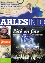 Arles Info N°204 - Septembre 2016