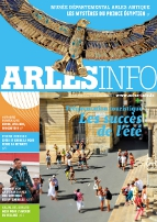 Arles Info N°205 - Octobre 2016