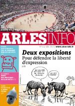 Arles Info N°212 - Mai 2017