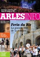 Arles Info N°214 - Septembre 2017