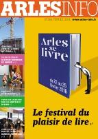 Arles Info N°219 - Février 2018
