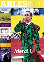 Arles Info N°235 - Octobre 2019