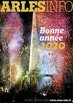 Arles Info N°238 - Janvier 2020
