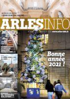 Arles Info n°234 - janvier 2021