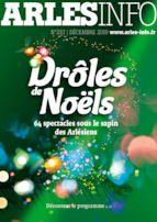 Arles Info N°237 - Décembre 2019