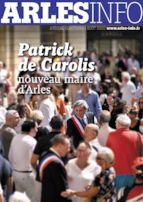 Arles info - Spécial élections - août 2020