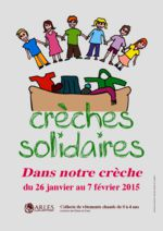 Crèches solidaires 2015