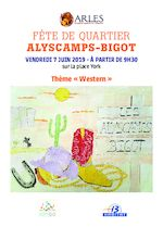 Fête de quartier Alyscamps 2019