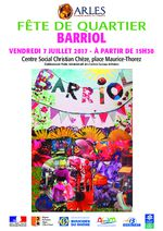 Fête de quartier de Barriol