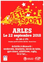 Fête nationale du sport 2018