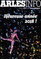 Arles Info n°218 - Janvier 2018