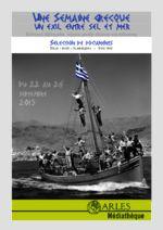 Une semaine grecque : un exil entre sel et mer