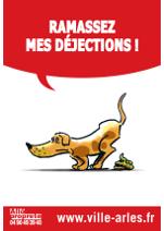 Les déjections canines