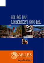 Consulter le guide du logement social