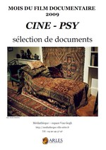 Sélection de documents - Mois du film documentaire 2009 - Ciné-Psy